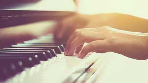 course image Learn Piano in 45 Days (Part two)