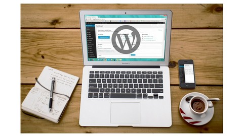 course image Create WordPress Website 2018 with SEO & HTTPS - Free
