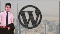 course image The Complete WordPress Website Course