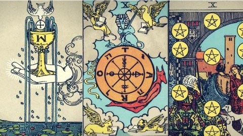 course image Master the 78 Tarot Card Meanings (The Complete Course)